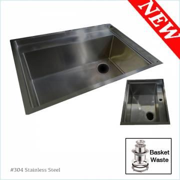 Atrix 6052BK PVD Black Kitchen Sink